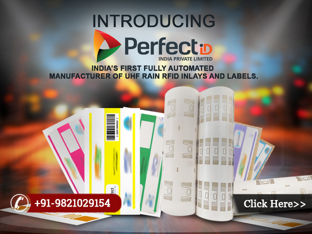 Perfect ID - RFID Tags & Inlays
