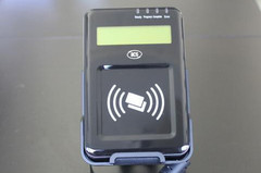 USB / LCD NFC Reader / Writer - ACS ACR1222L
